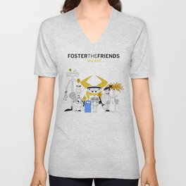 Foster the Friends Unisex V-Neck