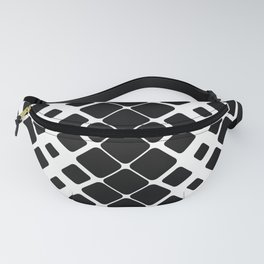squares Fanny Pack