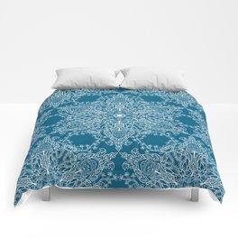 Spring Garden Mandala Comforters