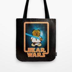 Bear Wars - Duke Cubpoker Tote Bag
