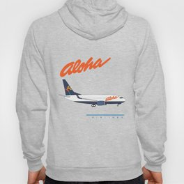 Aloha Airlines 737 Hoody