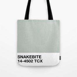 snakebite Tote Bag