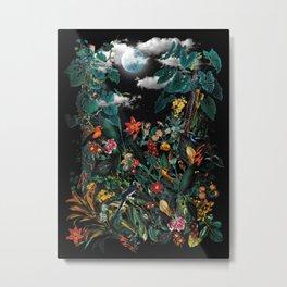Mystery Garden Metal Print
