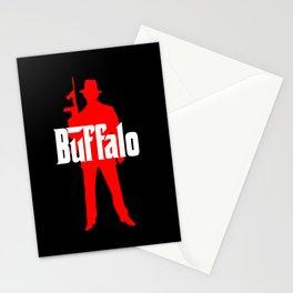 buffalo mafia Stationery Cards