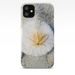 Sand Dollar Love iPhone Case