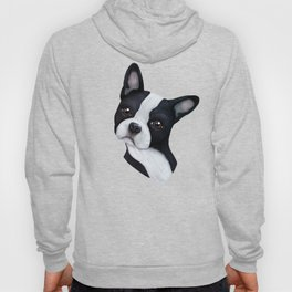 Boston Terrier Hoody