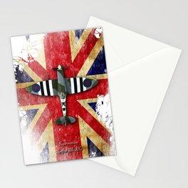 Spitfire Mk.IX Stationery Cards