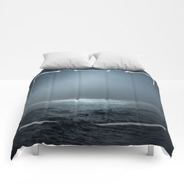 Twilight Geometry Comforters