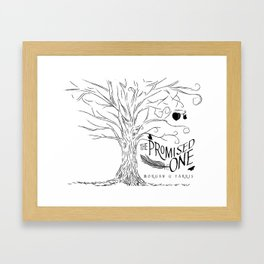 The Promised One (The Chalam Færytales, Book I) Framed Art Print