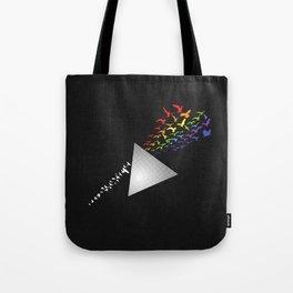 Prism Break Tote Bag