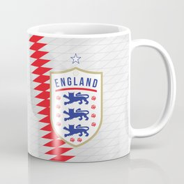 England Football Coffee Mug