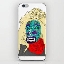 Tonalá Demon iPhone Skin