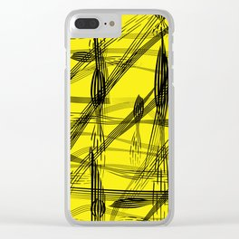 Inked IV Clear iPhone Case