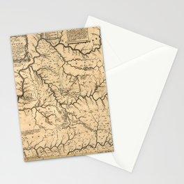 Kentucke 1784 Stationery Cards