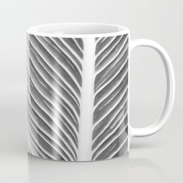 Tropical Leaf Coffee Mug