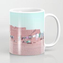 Moroccan Home in Pink Coffee Mug