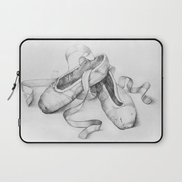 Ballet shoes Laptop Sleeve