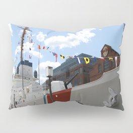 Coast Guard 37 Baltimore Harbor Pillow Sham