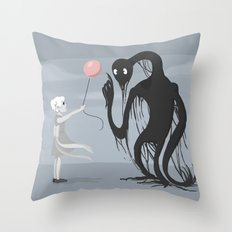 Harmless Throw Pillow