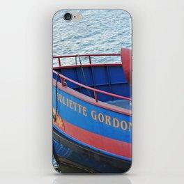 Bright Steamboat iPhone Skin