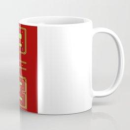 Pac Who Coffee Mug