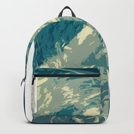 Water Bottle Sauce Backpack