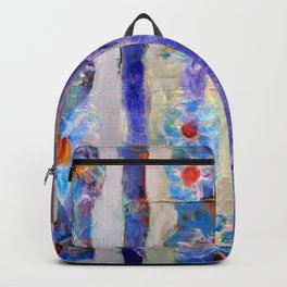Love Among the Flowers Backpack