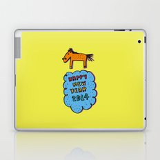 happy new year Laptop & iPad Skin