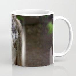 Wolf in the Woods Hunting Coffee Mug