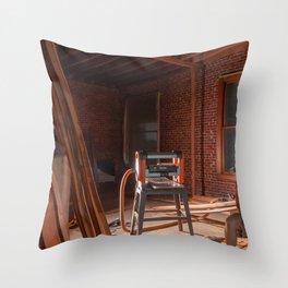 ReConstruction Throw Pillow