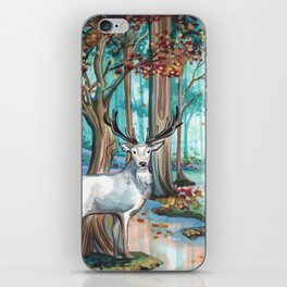 The White Stag iPhone Skin
