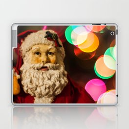 Santa Bokeh 2 Laptop & iPad Skin