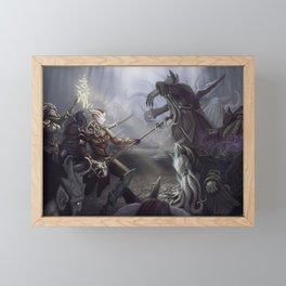The Bearers of Truth Framed Mini Art Print