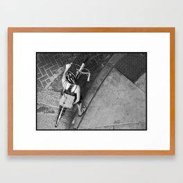 Which Direction? Framed Art Print