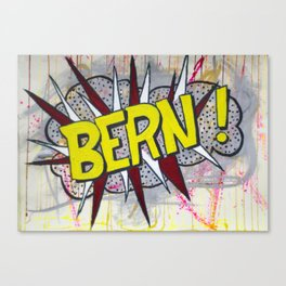 Bern! Canvas Print