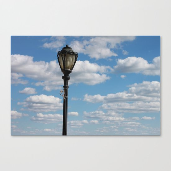 Mercer Beach Canvas Print
