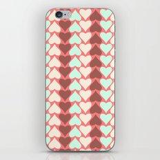 Creamy Hearts  iPhone & iPod Skin