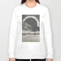 interstellar Long Sleeve T-shirts featuring Interstellar by Douglas Hale