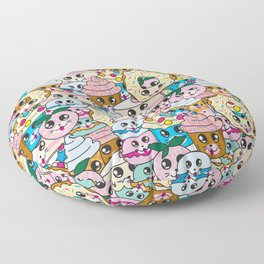Sweets Floor Pillow