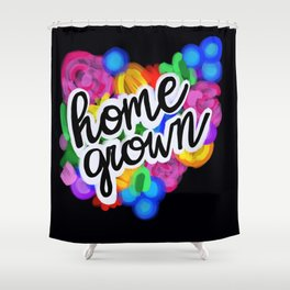 Ohio Home Grown Shower Curtain