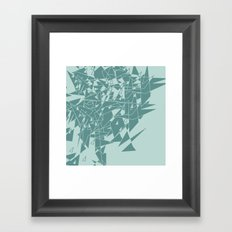 Glass MG Framed Art Print