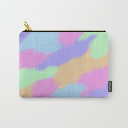 Watercolor pastel Carry-All Pouch