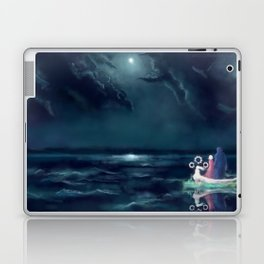 Night III - Moonsail Laptop & iPad Skin