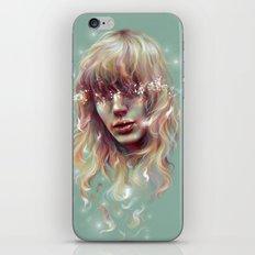 Enlighten Me iPhone & iPod Skin
