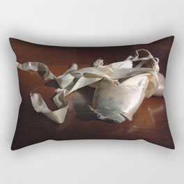 russians in storm light Rectangular Pillow