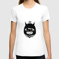 hetalia T-shirts featuring Demon Pru by Jackce