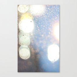 Rain Smell Canvas Print