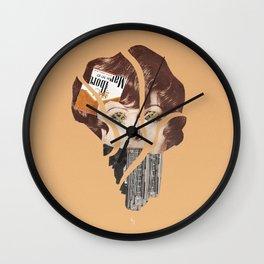C-Sticks Wall Clock