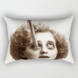 Arabella - Sepia Rectangular Pillow