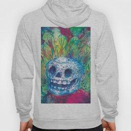 Mayan Skull Hoody